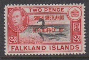 Falkland Islands Sc#5L3 MH