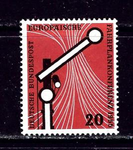 Germany 734 MLH 1955 Railroad Signal