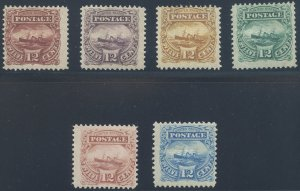 US Scott #117-E2e Mint, F, Hinged