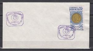 Paraguay, Scott cat. 859. President J. Kennedy value on a First day cover. ^
