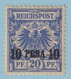 GERMAN EAST AFRICA 4  MINT HINGED OG * NO FAULTS EXTRA FINE!