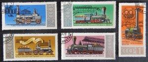 USSR, Train, (1674-Т)