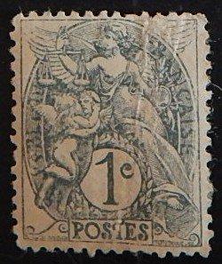 France, 1900, YT #FR107, (2170-Т)