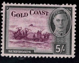 GOLD COAST Scott 140 MNH** SurfBoat stamp