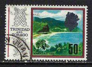 TRINIDAD & TOBAGO 156 VFU W726-7