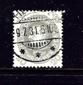 Denmark 215 Used 1930 issue