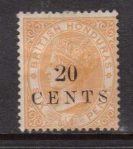 British Honduras #24 Mint