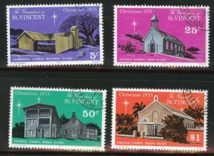 Grenadines of St. Vincent Scott 69-72 Used CTO set