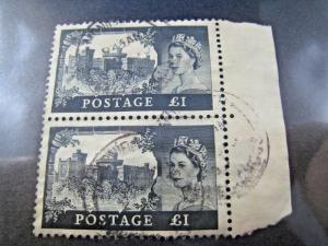 GREAT BRITAIN  -  SCOTT #312   Used                 (alb20)
