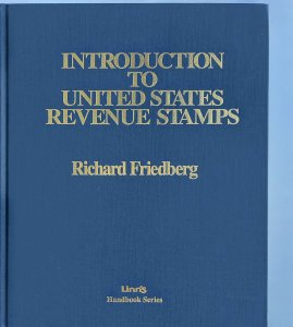 Linn's Introduction to United States Revenue Stamps - Free Shipping