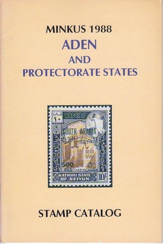 ADEN, 1988 Minkus Specialized Catalog. NEW Condition.