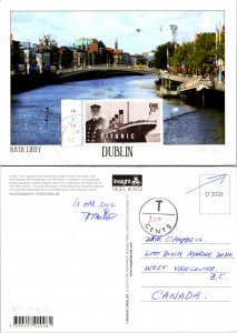 Ireland, Postage Due, Picture Postcards, Ships