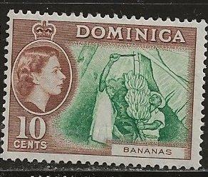 Dominica | Scott # 159 - MH