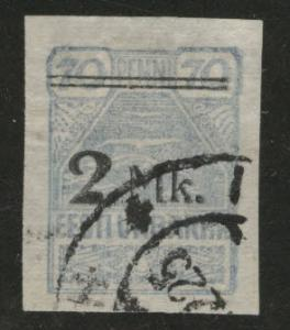 Estonia Scott 57 used stamp  1920