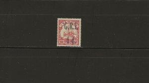 German Colony of Samoa (British Occup.) Mi 3 Mint Hinged