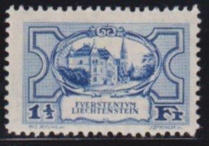 Liechtenstein 1924-1928 SC 80 MLH