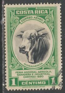 COSTA RICA C197 VFU COW Z6732