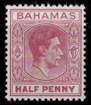 Bahamas 154 MNH Superb  bright color