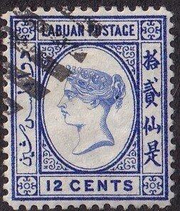 Labuan #37 Used