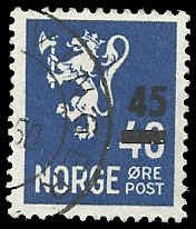 Norway - 303 - Used - SCV-0.65