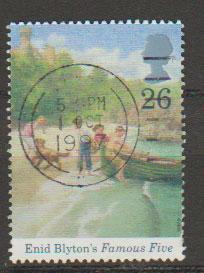 Great Britain QE II SG 2002