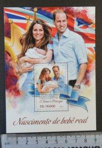 St Thomas 2013 royal baby prince george william kate royalty women children