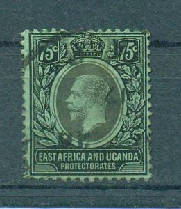 East Africa & Uganda Protectorate sc# 48 used cat value $21.00