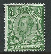 Great Britain - George V Downey Head SG 348
