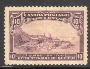 Canada #101 USED XF C$200.00