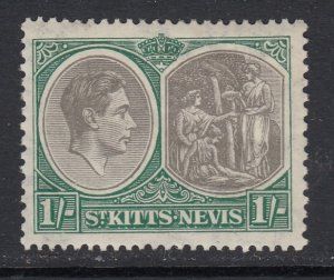 St. Kitts-Nevis, Sc 86a (SG 75), MLH