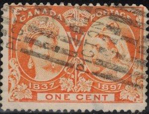 Canada Scott #51 Used (2)