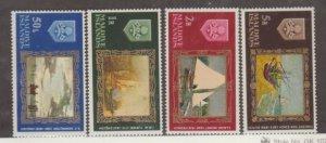 Maldive Islands Scott #262-265 Stamp - Mint Set