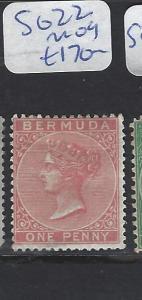 BERMUDA (P0404B)  QV 1D SG 22  MOG
