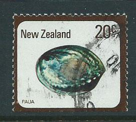 New Zealand SG 1099 Imperf or cut perfs?????