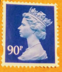 Great Britain 2710 Unused XF on paper