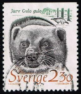 Sweden #1723 Wolverine; Used (0.25)