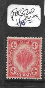 MALAYA KEDAH  (P1301B) LEAF 4C SG 20  MOG