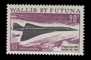 Wallis & Futuna Islands C30 MNH