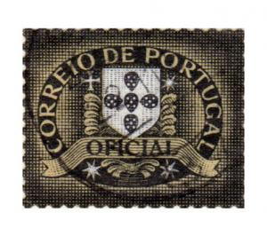 PORTUGAL O2 Official stamp