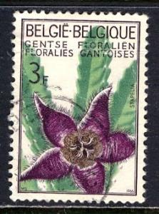 Belgium; 1965: Sc. # 621: O/Used Single Stamp
