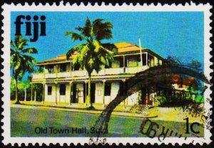 Fiji. 1979 1c S.G.580A Fine Used