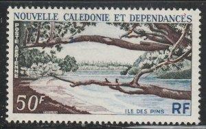 New Caledonia #C35 MNH Single Stamp cv $5.75