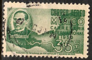 MEXICO C200, 35¢ Completion of Panamerican Hwy. Used. VF. (260)