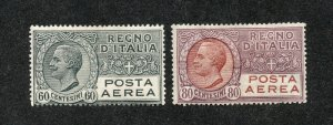 Italy - Sc# C4 & C5 MH   /     Lot 0620107