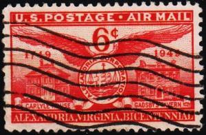U.S.A. 1949 6c S.G.A981 Fine Used