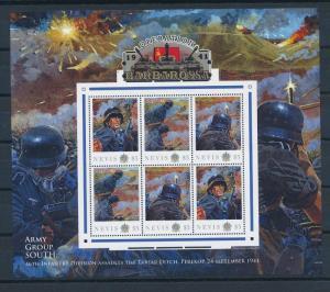 [81215] Nevis 2011 Second World war Operation Barbarossa Sheet MNH