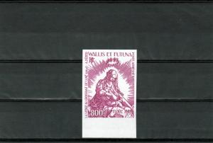 Wallis and Futuna Islands 1989 Virgin by Albrecht DURER (1) IMPERFORATED Sc#C163