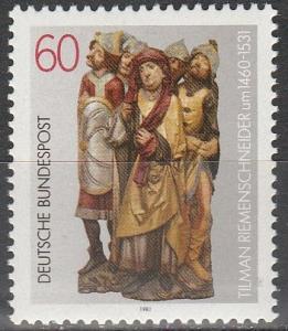Germany #1352 MNH   (S9233)