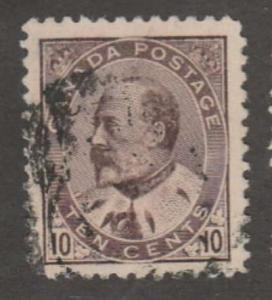 Canada Scott #93 Stamp - Used Single