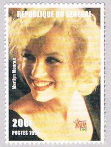 Senegal  Marilyn Monroe (AP113014)